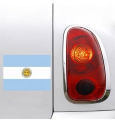 Sticker Drapeau Argentine