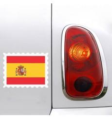 Sticker Drapeau Espagne