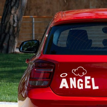 Sticker Angel - stickers design & stickers auto - stickmycar.fr