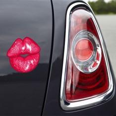 Sticker Trace de lèvres