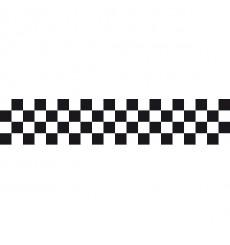 Sticker Damier 4 lignes