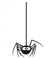 Sticker Araignée suspendue
