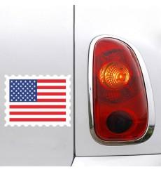Sticker Sticker drapeau USA