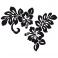 Sticker Hibiscus - stickers fleurs & stickers auto - stickmycar.fr