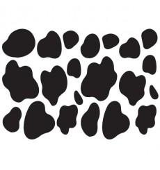 Sticker Pack tâches vache